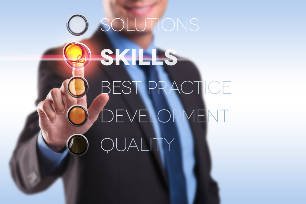 gain the skills