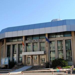 Ateneul din Bacau, unde a avut loc evenimentul de business