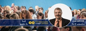Am fost speaker la Business Days Cluj, 2015