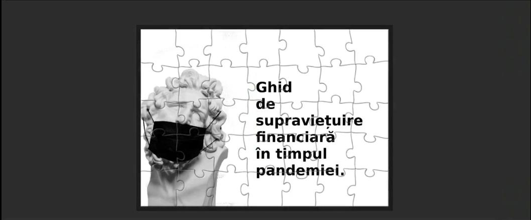 Ghid de supravietuire finap de pandemienciara in tim